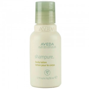 Travel Shampure Body Lotion 50ml