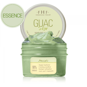 Face Mask - Guac Star 3.2oz
