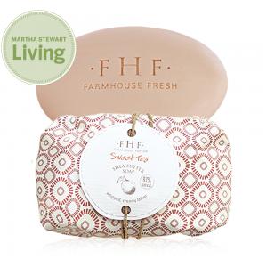 Fhf: Sweet Tea Shea Butter Bar Soap