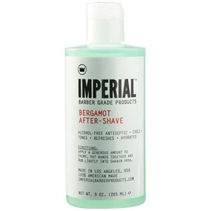 Imperial - Bergamot Aftershave #