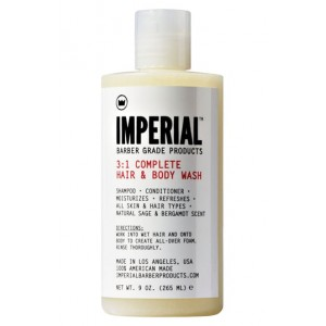 Imperial - 3:1 Hair & Body Wash
